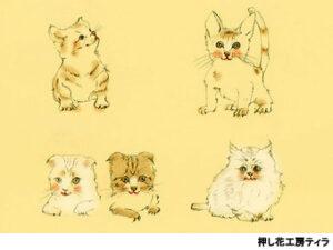 猫のイラスト1